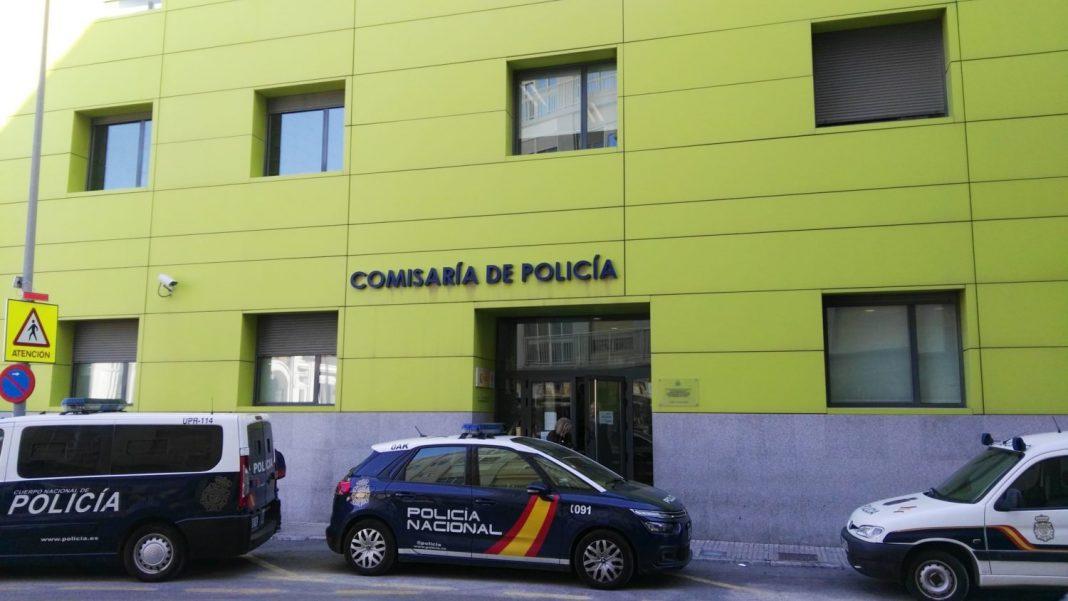 comisaria policia nacional cartagena